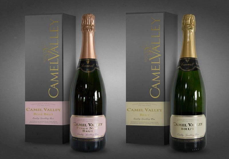 Competition – Win a bottle of Camel Valley Sparkling Brut!