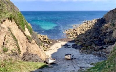 Postcards from Cornwall – the wild wild West…